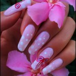 romantic nails design , 5 Romantic Nail Art Design In Nail Category