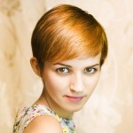 short hairstyles for thick hair , 5 Girl Short Hairstyles In Hair Style Category