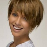 short hairstyles for women with thick hair , 7 Short Thick Hairstyles For Women In Hair Style Category