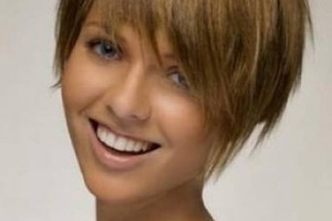 Hair Style , 7 Short Thick Hairstyles For Women : short hairstyles for women with thick hair
