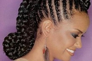 Hair Style , 6 Black Girls Mohawk Hairstyles : Short mohawk hairstyles for black women