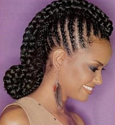 Hair Style , 6 Black Girls Mohawk Hairstyles : Short Mohawk Hairstyles For Black Women