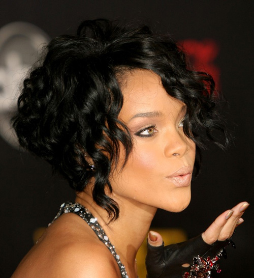 Hair Style , 6 Short Naturally Curly Hairstyles Black Women : Short Naturally Curly Hairstyles Black Women Pic 3