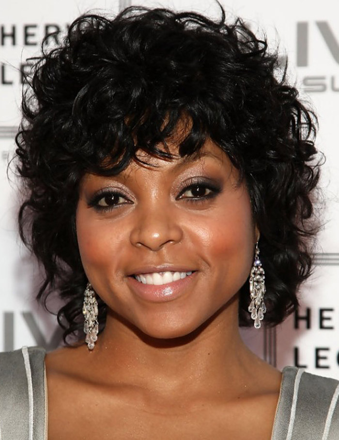 Hair Style , 6 Short Naturally Curly Hairstyles Black Women : Short Naturally Curly Hairstyles Black Women Pic 5