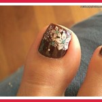 simple toe nail designs photos , 6 Easy Toe Nail Designs In Nail Category