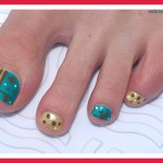 simple toe nail designs uk , 6 Easy Toe Nail Designs In Nail Category