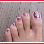 simple toenail designs , 6 Easy Toe Nail Designs In Nail Category