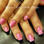 Breast Cancer Awareness , 5 Breast Cancer Nail Designs In Nail Category