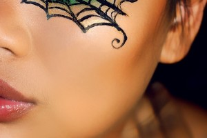 Make Up , 7 Spider Web Eye Makeup : Spider web | Ceejay F.\'s (Ceejay0403) Photo | Beautylish