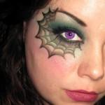 http://www.facebook.com/makeupfrenz... , 5 Spider Web Eye Makeup In Make Up Category