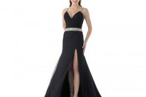 800x800px 4 Long Black Dresses For A Wedding Picture in Fashion