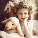 sweet kids flower girl hairstyles , 4 Girl Kid Hairstyles In Hair Style Category