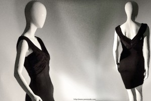 Fashion , 5  Little Black Dress Exhibition : The LITTLE BLACK DRESS iconic exhibition   YANE MODE
