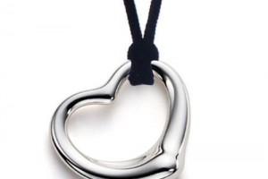 Jewelry , 12 Tiffany Necklace : tiffany love  necklace