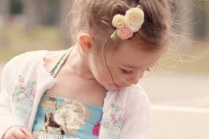 445x600px 5 Toddler Flower Girl Hairstyles Picture in Hair Style