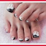 easy toe nail designs 2012 , 6 Easy Toe Nail Designs In Fashion Category
