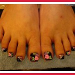 easy toenail designs for beginners , 6 Easy Toe Nail Designs In Fashion Category