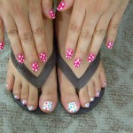 Toe Nails Art Designs Pictures,nails art pictures , 6 Nail Art Designs For Toes In Nail Category
