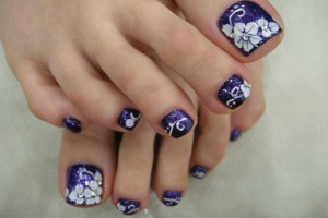 544x408px 6 Nail Art Designs For Toes Picture in Nail