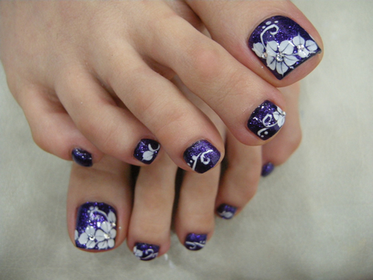 Toe nails art designs picturesnails art pictures 6 nail art large 544 x 408 prinsesfo Images