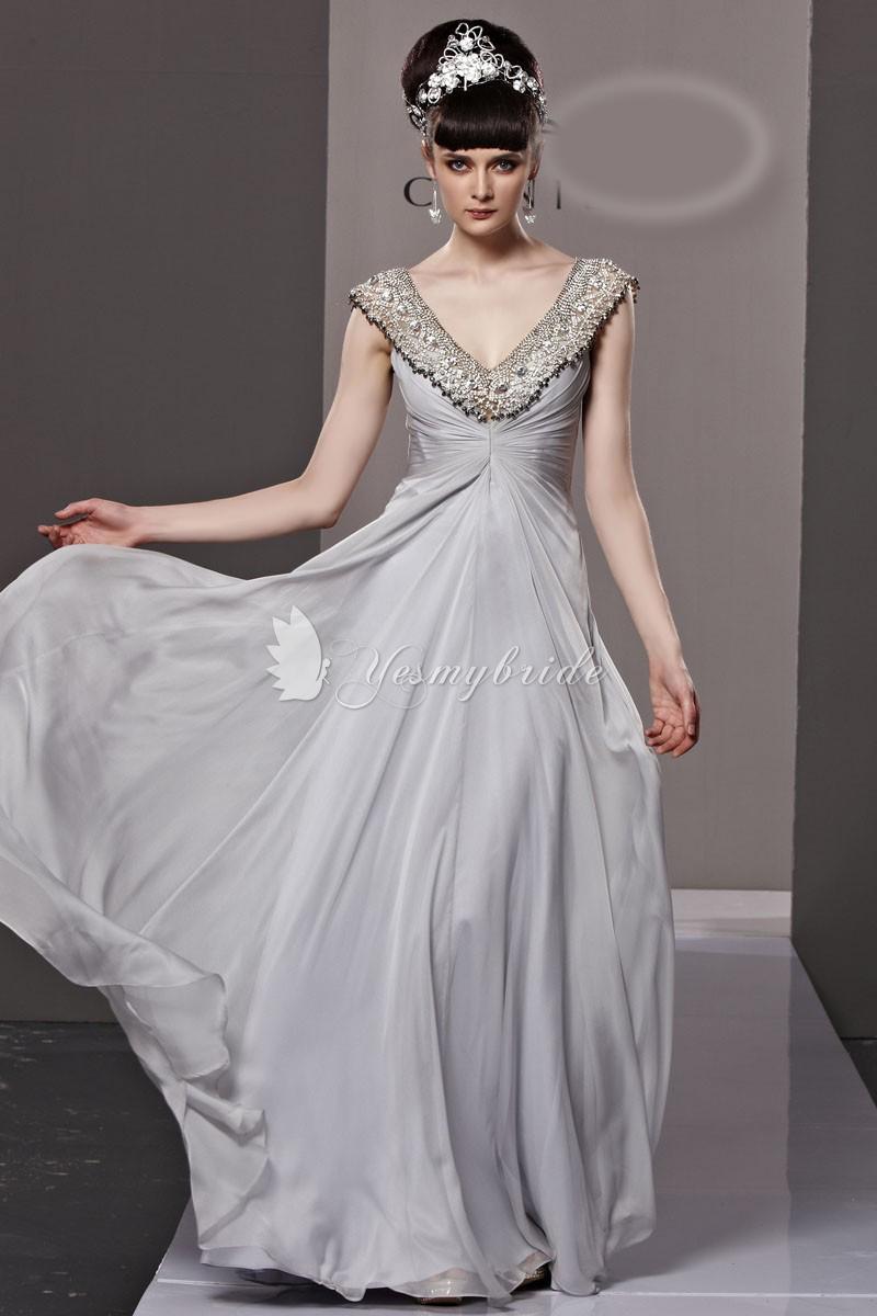Formal Ceremonial wedding dress exclusive photo