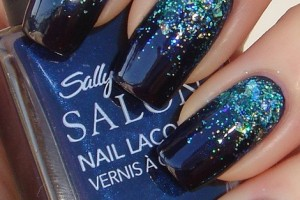 470x640px 6 Blue Prom Nail Designs Picture in Nail
