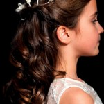 updos hairstyles for kids with long hair , 6 Updos For Little Girls With Long Hair In Hair Style Category