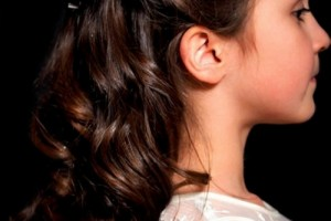 500x749px 6 Updos For Little Girls With Long Hair Picture in Hair Style