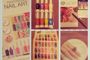 863x720px 7 Nail Art Pen Designs Step By Step Picture in Nail