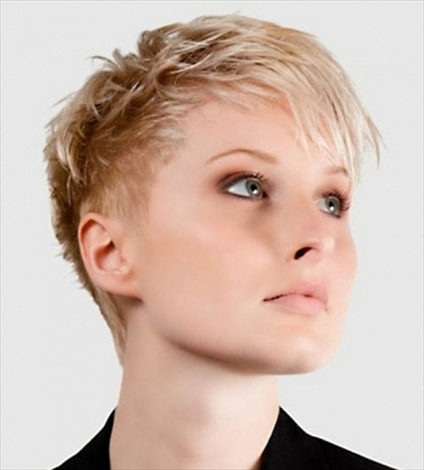 Look Gorgeous With Very Short Hairstyles Hairstyles For Haircuts