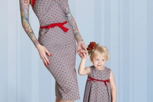 Fashion , 8 Vintage Style Dresses For Kids : vintage dress for children