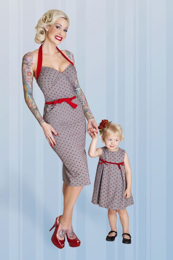 8 Vintage Style Dresses For Kids in Fashion