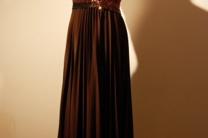 Fashion , 8 Vintage Maxi Dress : vintage maxi evening dress