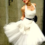 vintage short wedding dress , 7 Vintage Short Wedding Dress In Wedding Category