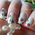 vintage toska nail design , 8 Vintage Style Nail Designs In Nail Category