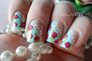 640x480px 8 Vintage Style Nail Designs Picture in Nail