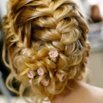 Wedding Trends} : Braided Hairstyles - Part 2 - Belle the Magazine ... , Braided Updos For Weddings In Hair Style Category