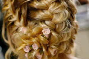 Hair Style , Braided Updos For Weddings : Wedding Trends} : Braided Hairstyles - Part 2 - Belle the Magazine ...