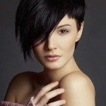 Asymmetric Short Haircuts Pics , 6 Cute Short Asymmetrical Hairstyles In Hair Style Category