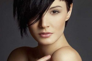 500x794px 6 Cute Short Asymmetrical Hairstyles Picture in Hair Style