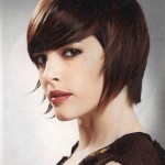 Best Medium Hairstyle , 8 Beautiful Short Feathered Hairstyles In Hair Style Category
