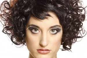 500x599px 7 Fabulous Short Hairstyles For Naturally Curly Hair Picture in Hair Style