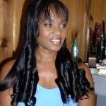 Black Hair Weave Styles , 7 Wonderful Long Hair Weave Styles For Black Women In Hair Style Category
