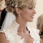 Bridal Hairstyles for Long , 7 Gorgeous Long Hair Wedding Styles With Veil In Hair Style Category