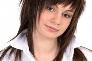 390x542px 7 Pretty Long Choppy Hair Styles Picture in Hair Style