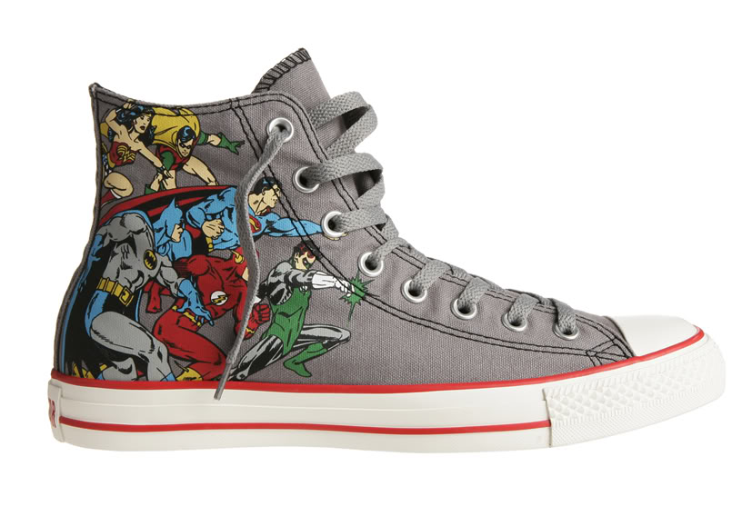 Shoes , 8 Cool Wonder Woman Converse Shoes : Chuck Taylor All Star