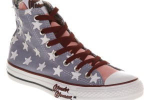 Shoes , 8 Cool Wonder Woman Converse Shoes : Converse All Star
