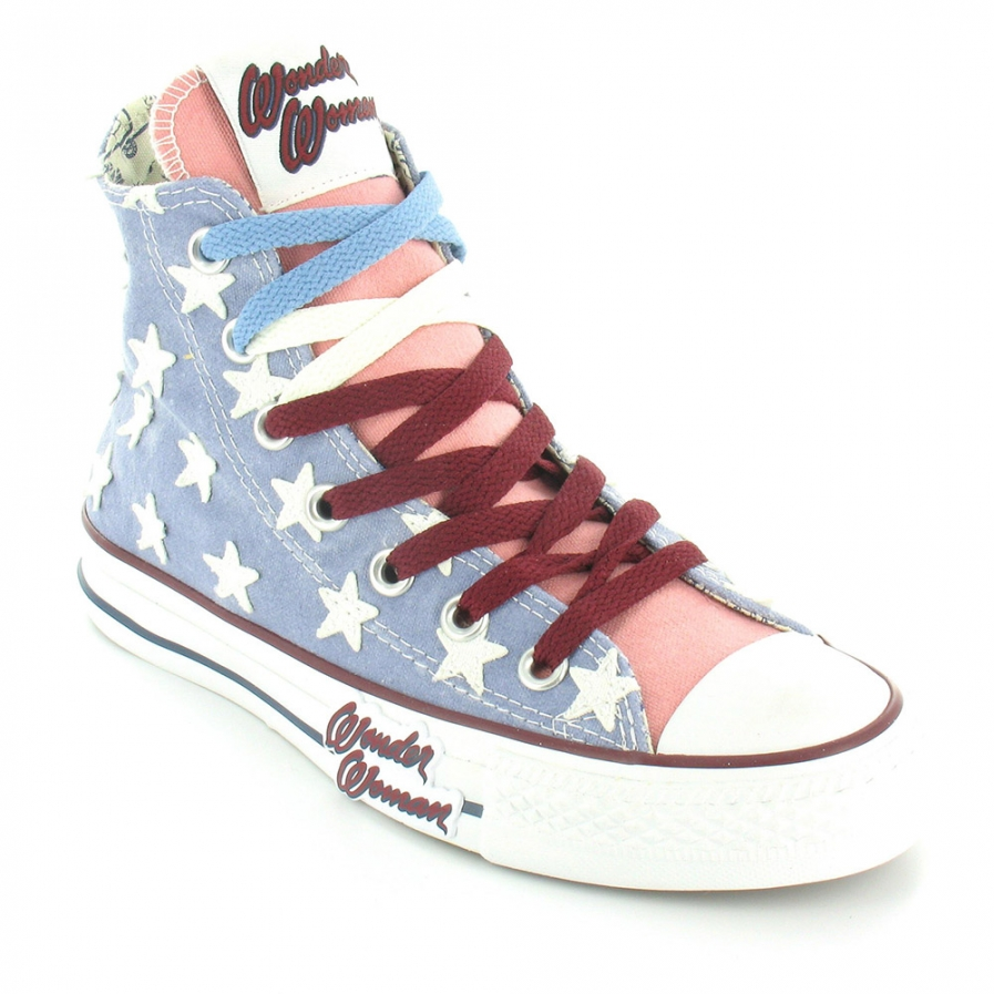 Shoes , 8 Cool Wonder Woman Converse Shoes : Converse Converse All Star