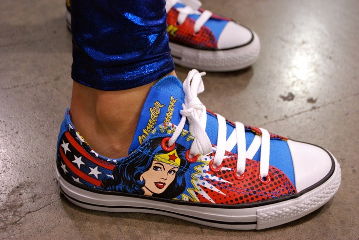 fbaefa97a1e5 Converse Wonder Woman Shoes   Woman Fashion - NicePriceSell.com