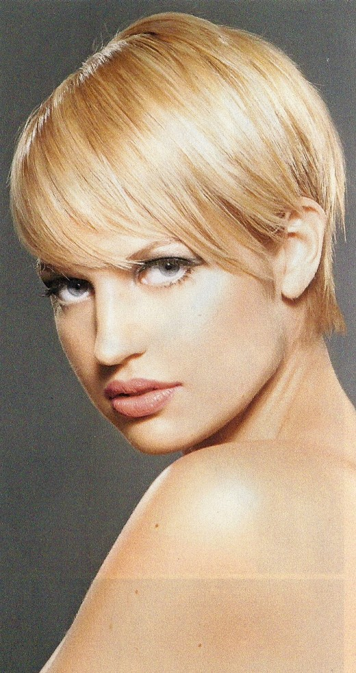 Hair Style , 6 Cool Short Cropped Hairstyles : Cute Short Cropped